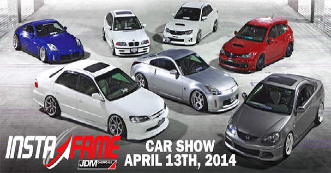 Import Drag Racing Circuit IDRC INSTAFAME CAR SHOW Tickets - Car show banners