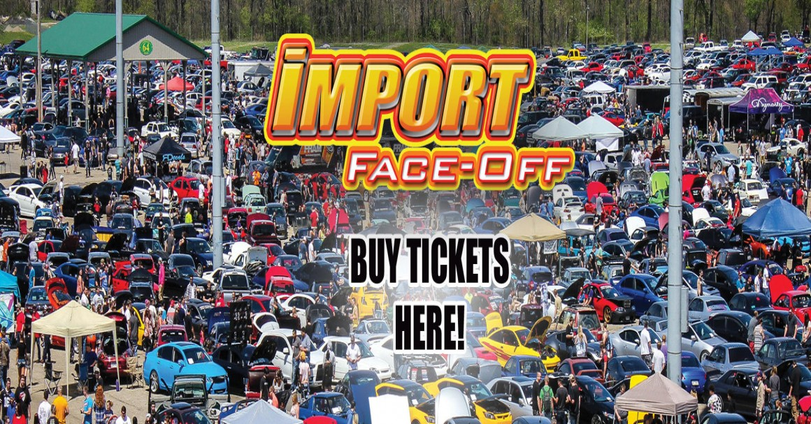 IFO Import Face Off Info Tickets Gainesville FL IFO Tickets - Car show gainesville fl