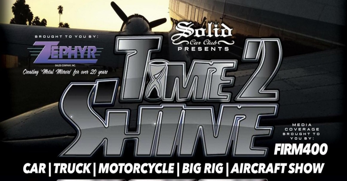 Time 2 Shine Car/Truck Show
