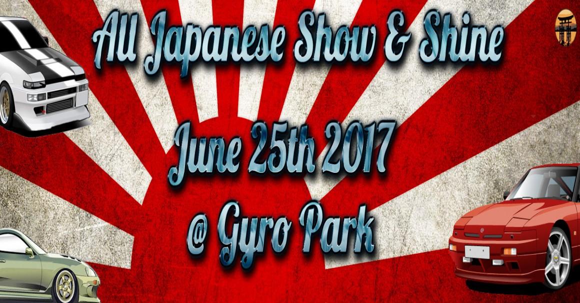 All Japanese Show 'n Shine
