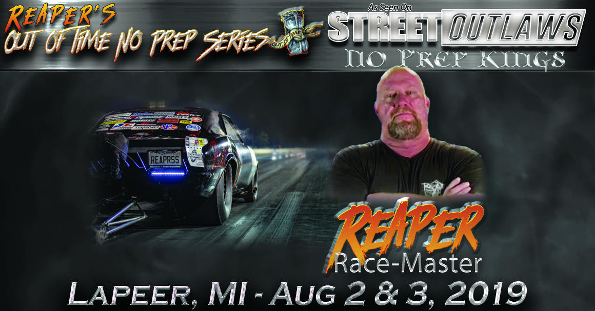 Out of Time Motorsports Out of Time No Prep Series - Lapeer Dragway