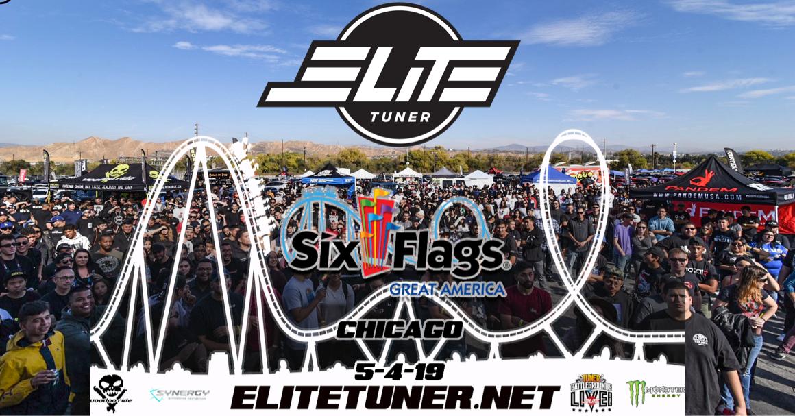 Elite Tuner Elite Tuner Six Flags Great America tickets