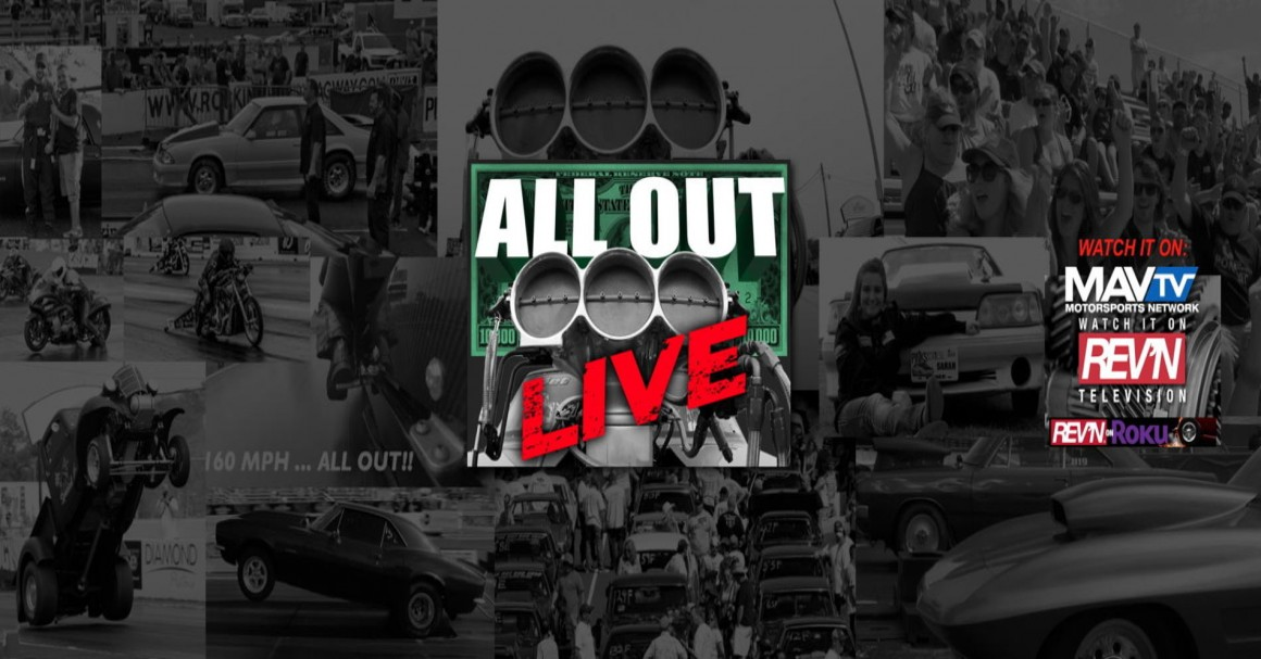 ALL OUT Live