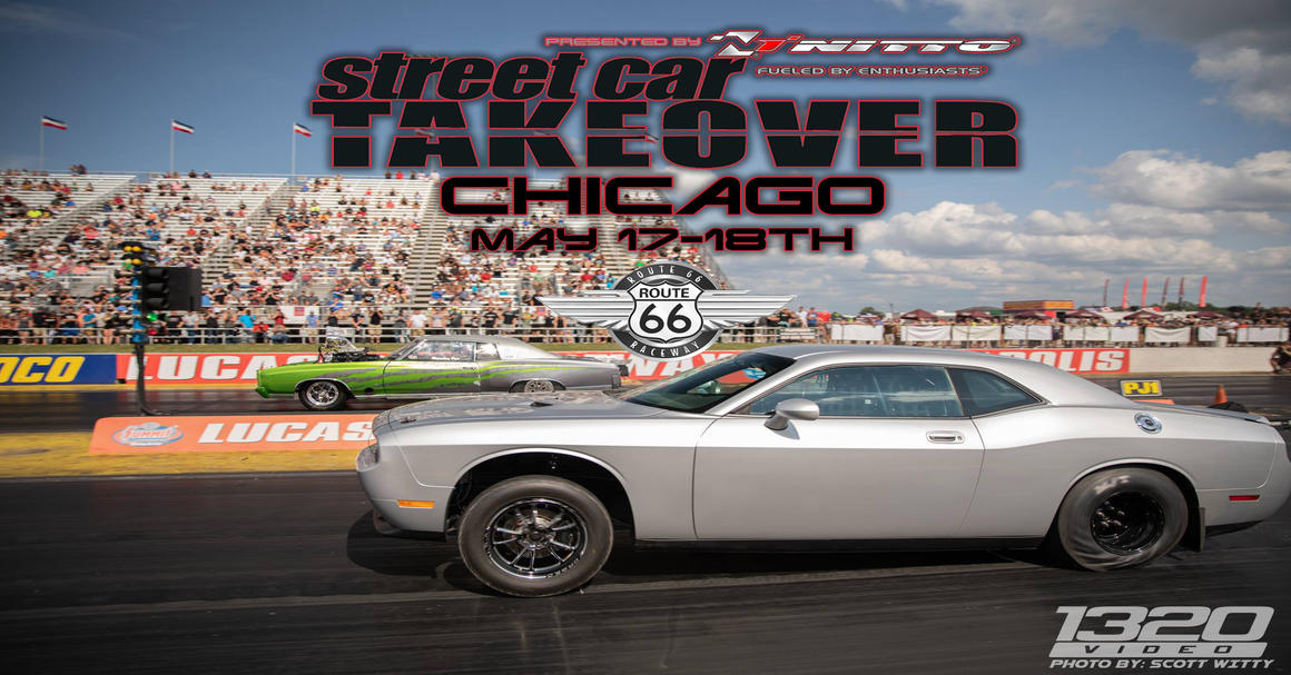 Street Car Takeover Street Car Takeover Chicago May 17-18th