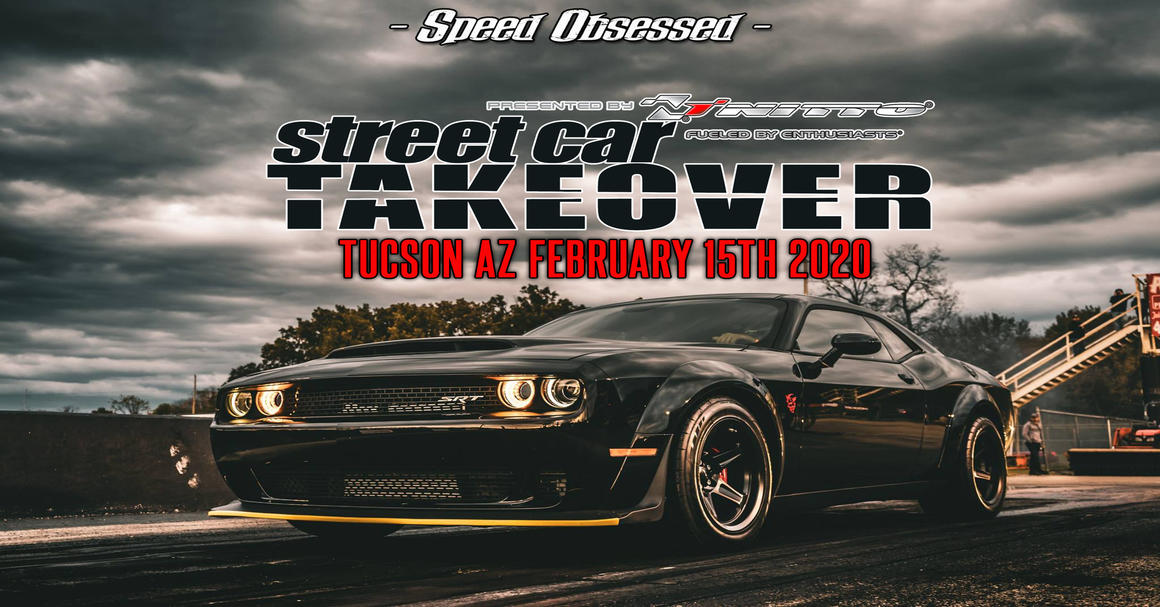 Street Car Takeover