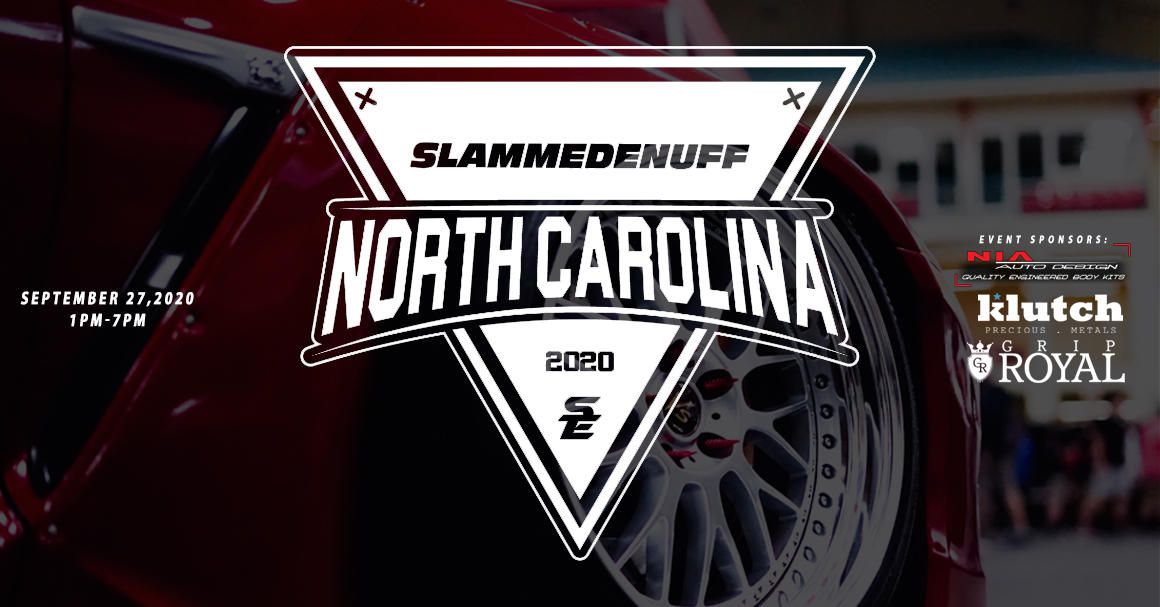 SLAMMEDENUFF EVENTS