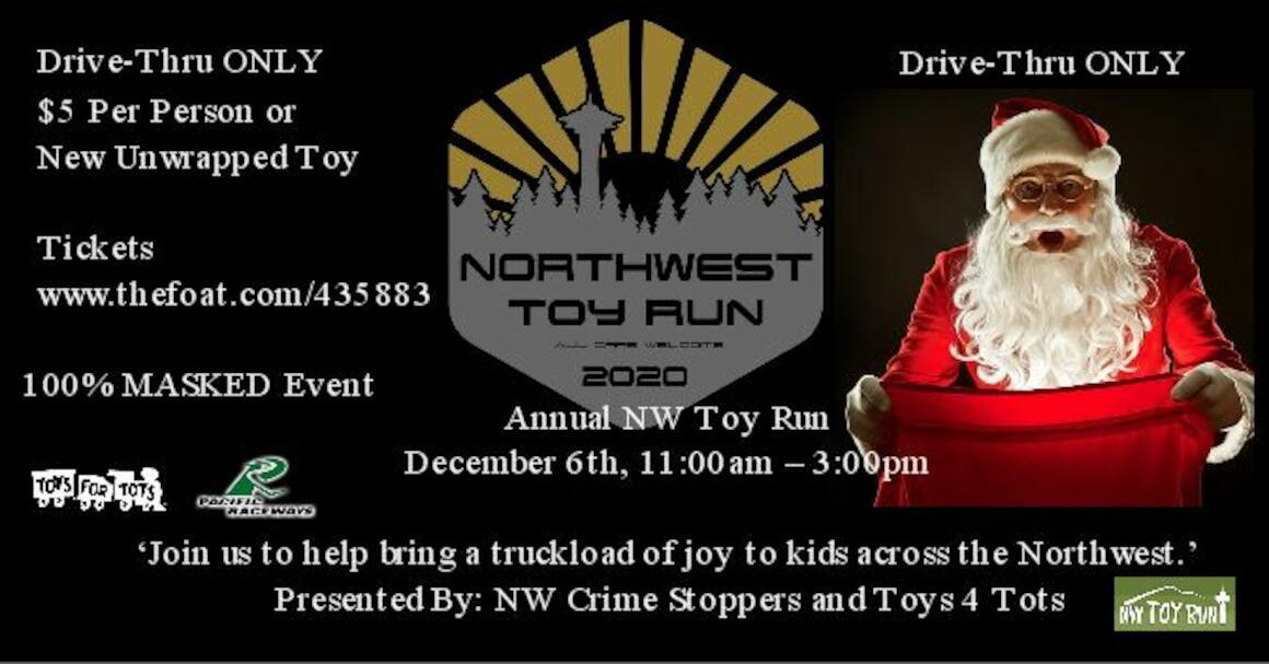 NW Toy Run
