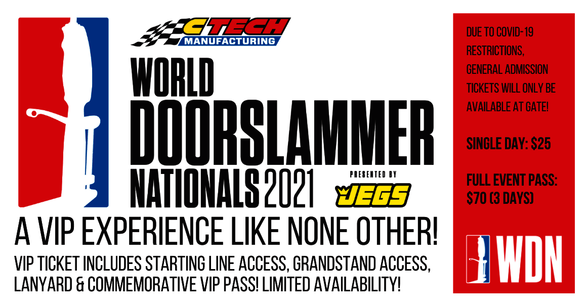 World Doorslammer Nationals