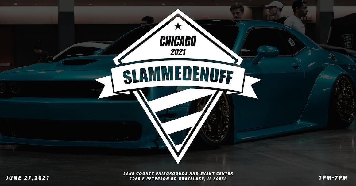 SLAMMEDENUFF EVENTS