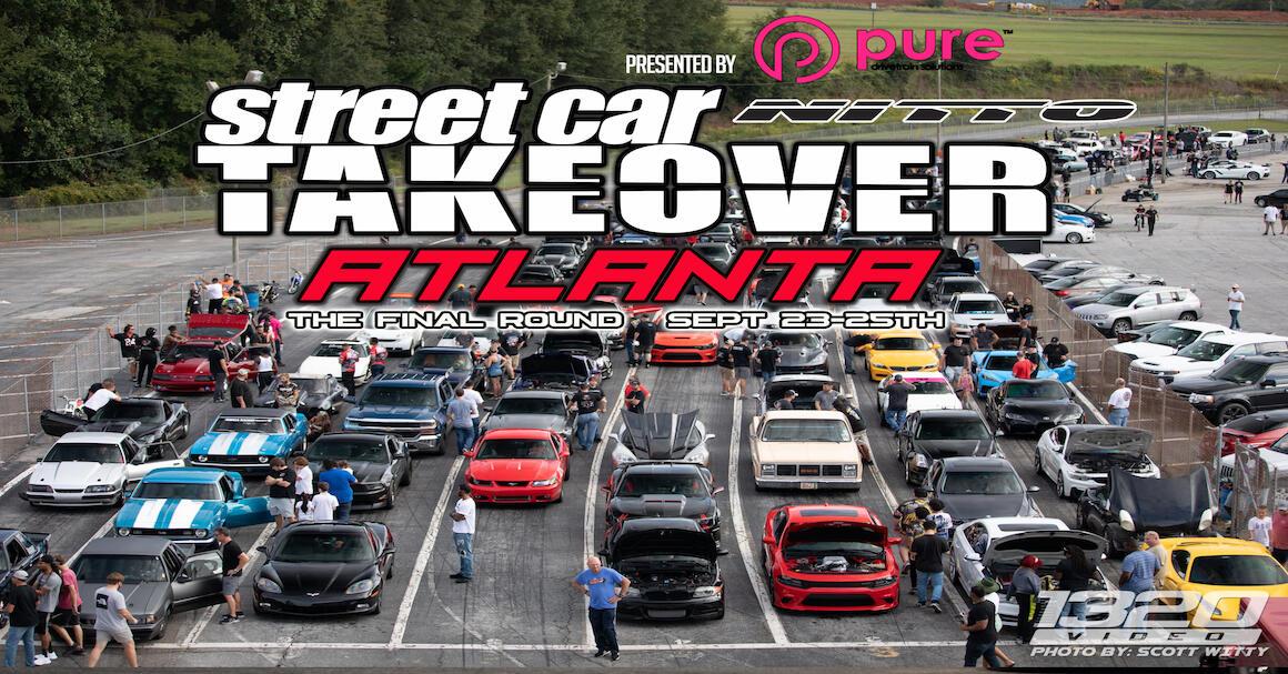 Street Car Takeover