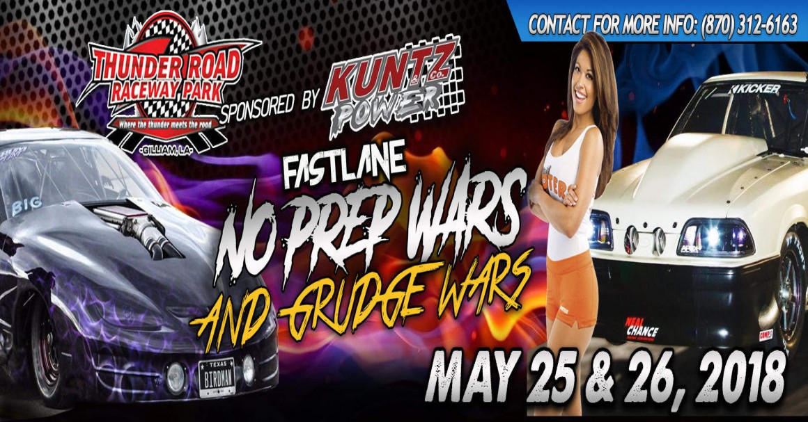 Fastlane No Prep Wars & Grudge Wars