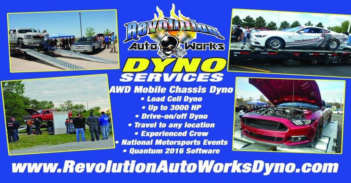 Revolution AutoWorks Dyno