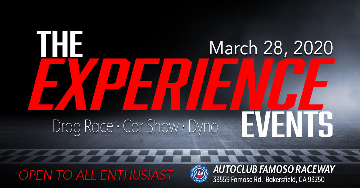 The Experience Events