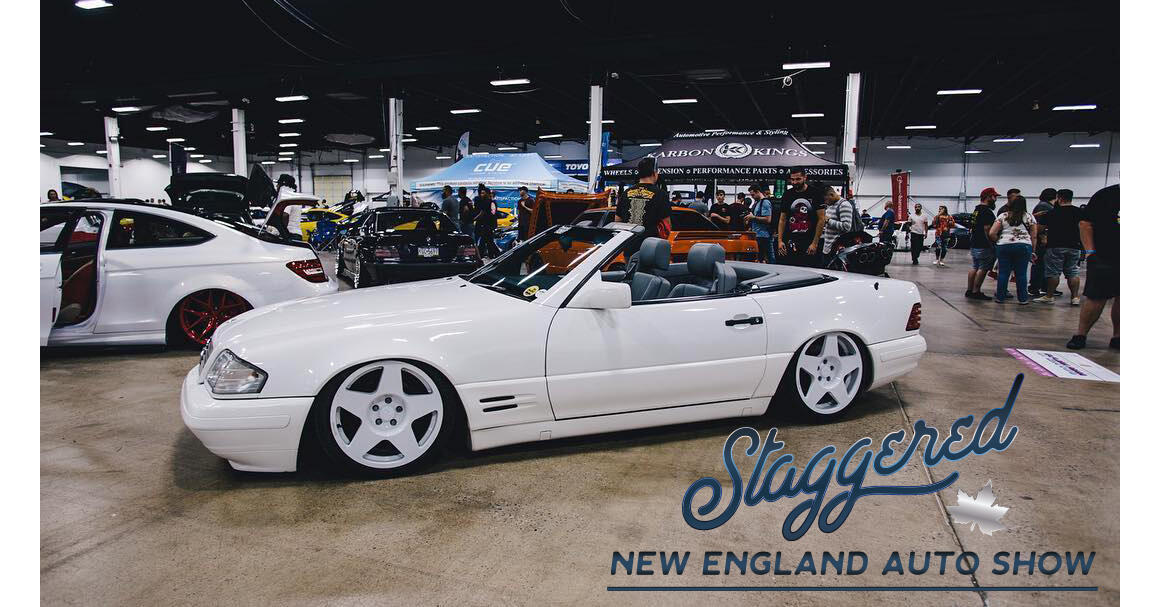 Staggered Auto Show
