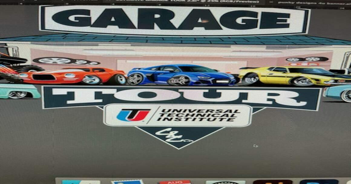 Ultimate Garage event